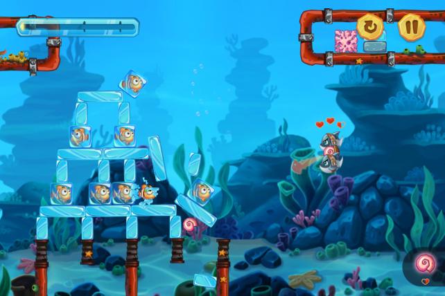 Reel In A Copy Of KooFish: Break 'Em Out