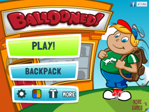 Ballooned! by PixelCUBE Studios screenshot