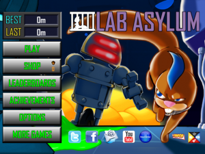 Lab Asylum - Run and Escape! by PogiPlay, Inc. screenshot