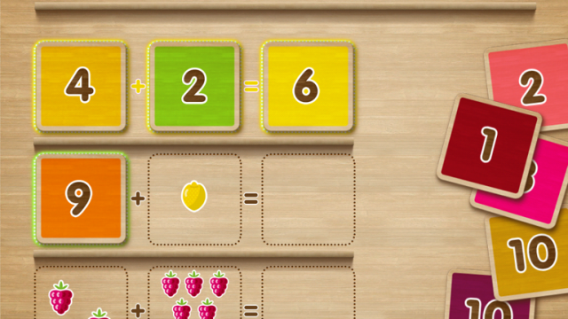 Add A Free Copy Of Juicy Math To Your Child's App Collection