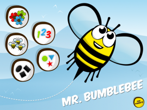 Mr. Bumblebee Learning by Reflare screenshot