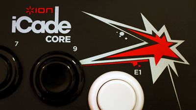 The iCade Core Puts iOS Gaming Into Arcade Mode