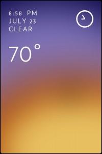 Solar - Weather has never been cooler by Hollr, Inc. screenshot