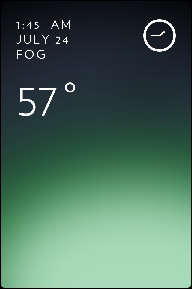 Solar - The Clear Of Weather Apps