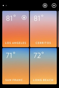 Solar - Weather has never been cooler by Hollr, Inc. screenshot