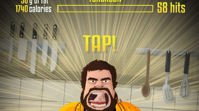 It's Time To Feed The Sauce Boss In Epic Meal Time On iOS