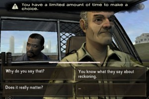 Walking Dead: The Game by Telltale Inc screenshot