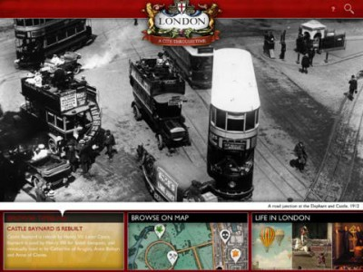 Take A Virtual Tour Of This Year's Olympic Host City With London - A City Through Time
