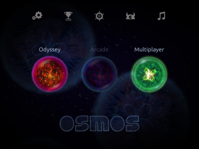 Smite More Motes In Osmos' Brand New Multiplayer Mode