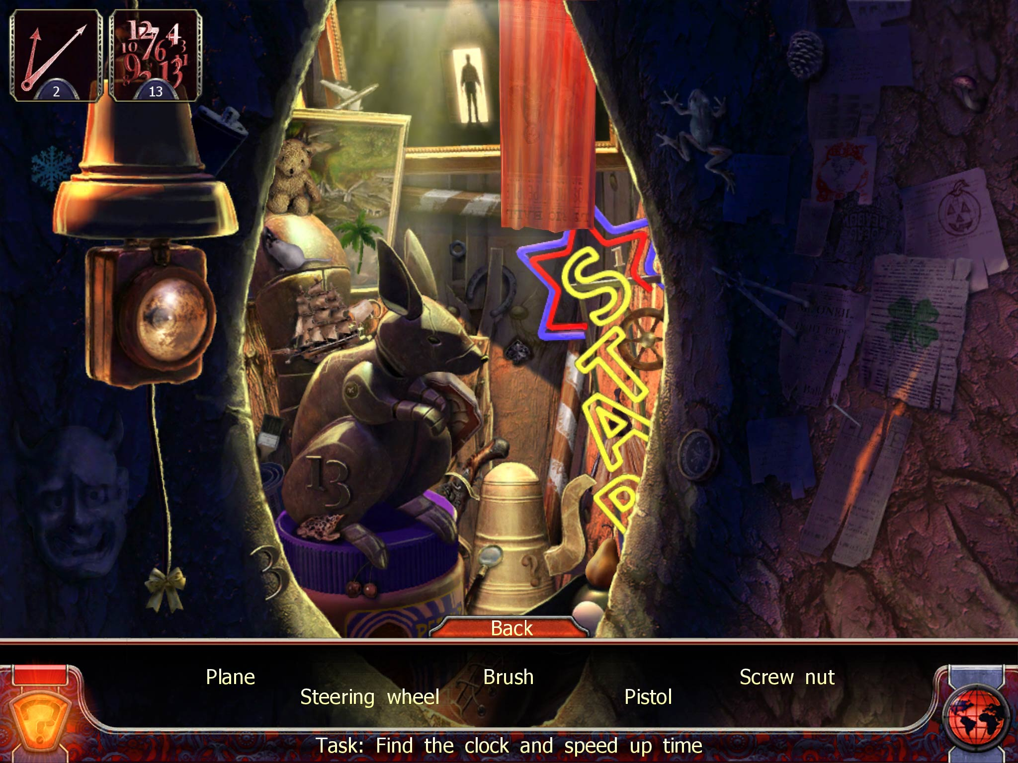 Defeat The Forces Of Evil In Sinister City: Vampire Adventure