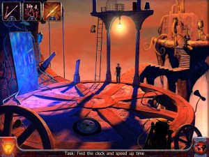 Sinister City: Vampire Adventure HD by G5 Entertainment screenshot
