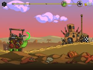 Shellrazer by Slick Entertainment Inc. screenshot