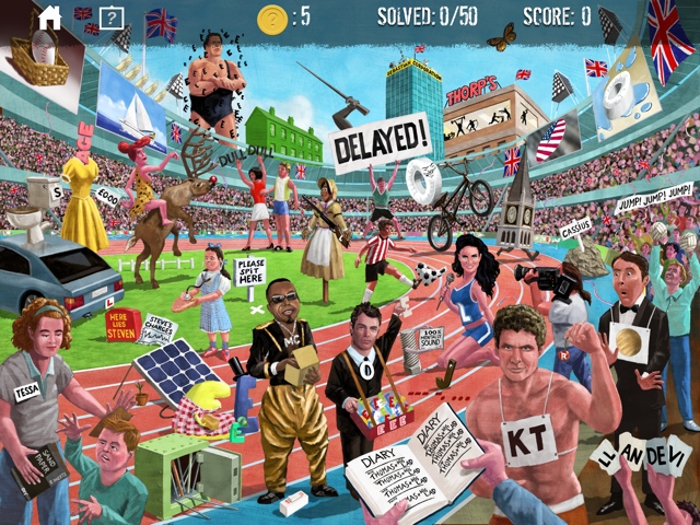 Say What? Say What You See Celebrates The Olympics With New Summer Games Canvas