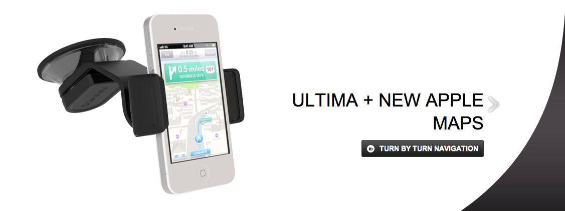 As Ultima Car Mount Begins Production, AppAdvice Readers Get $20 Off