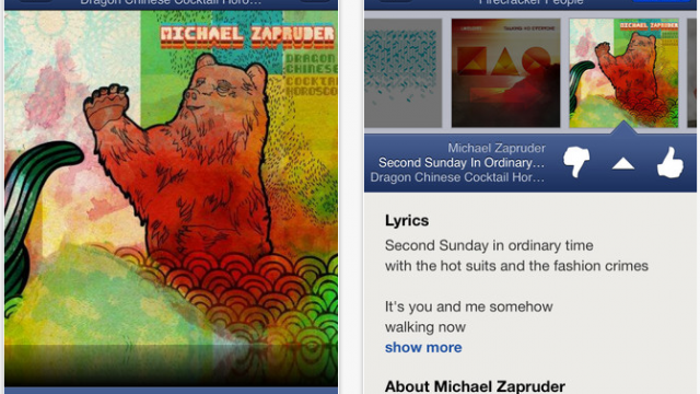 Pandora Radio Updated: Refreshed Design, Song Lyrics, Artist Biographies And More