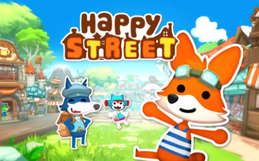 Cuddly Animals Know How To Work It In Happy Street