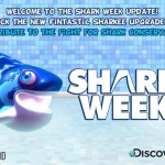 Dun-dun Dun-dun Dun-dun … Exclusive Shark Week Content Dives Into Shark Dash