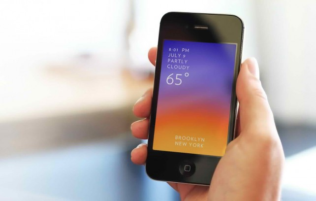 Weather Has Never Been Cooler, So Says New Weather App Solar