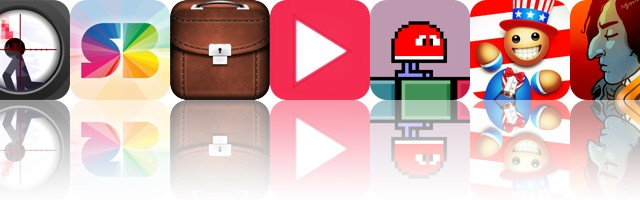 Today's Apps Gone Free: Clear Vision, SuperBetter, Stocks With Tapfolio HD And More