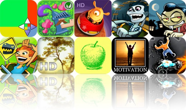 Today's Apps Gone Free: Priority Matrix Cloud Sync, Sir Lovalot, Martians And More