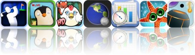 Today's Apps Gone Free: Super Stickman Golf, Pocket Zoo HD, Chicken Coup Remix HD And More