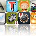 Today's Apps Gone Free: Calligraphy Art, Textmatic, ABC Wildlife And More