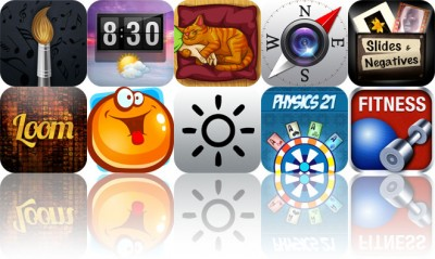 Today's Apps Gone Free: SoundBrush, Alarm', KITTY! And More