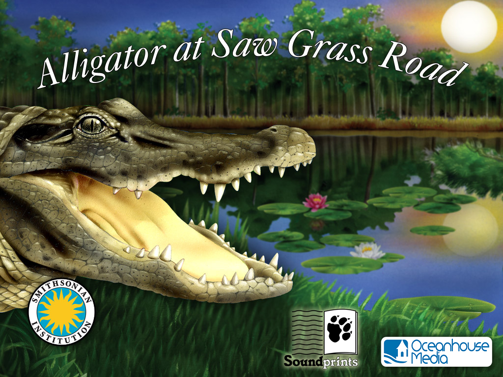 Experience The Educational And Entertaining Story Of Alligator At Saw Grass Road