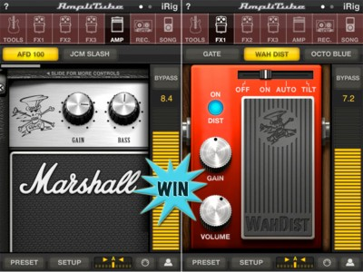 A Chance To Win An AmpliTube Slash For iPad Or iPhone Promo Code