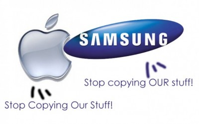 With Jury Trial Looming, Apple And Samsung Once Again Meet To End '100 Years War'