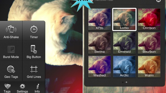 Snap And Edit Photos Like A Pro By Winning Camera Plus Pro For iPhone