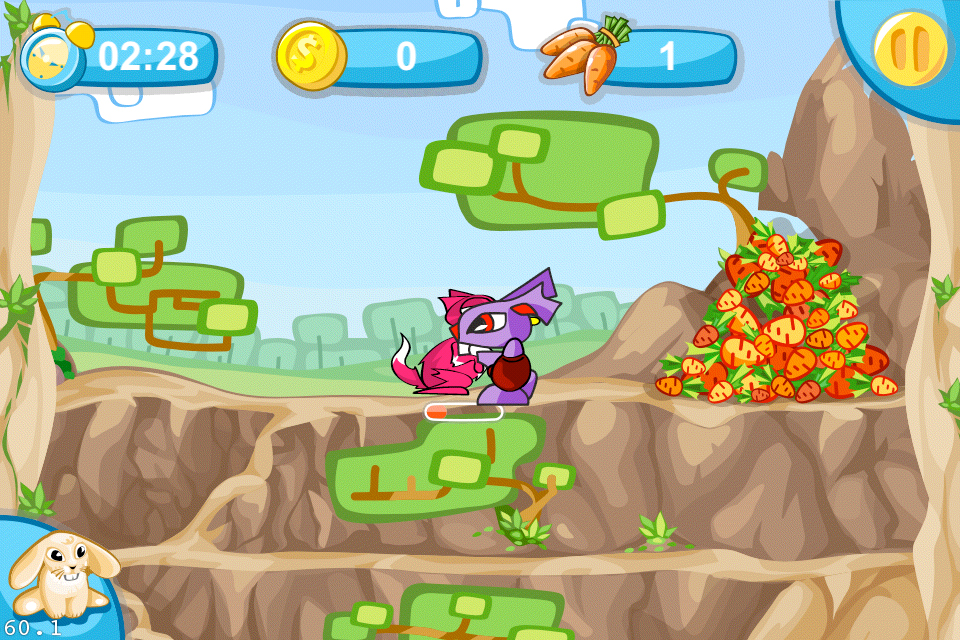 The Cuddly Creatures Will Battle It Out In BulkyPix's Upcoming Game, Carrot Watch