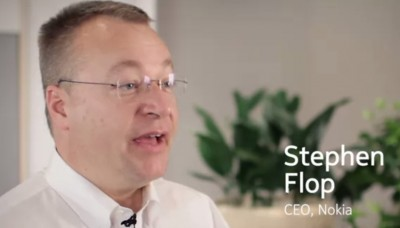Nokia Consultant Says Stephen Elop, Windows Phone A Monumental Mistake
