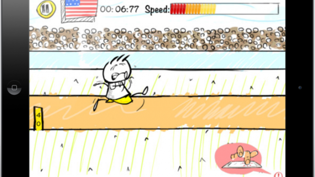 Grab The Gold With Doodle Summer Games