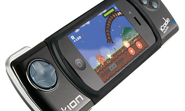 Take iOS Gaming To The Next Level With iCade Mobile