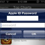 Some Users Must Still Enter Password To Download Free Apps In iOS 6 Beta