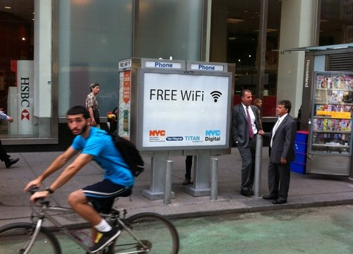 Pilot Program In New York Makes It Easy To FaceTime Home With Free Wi-Fi