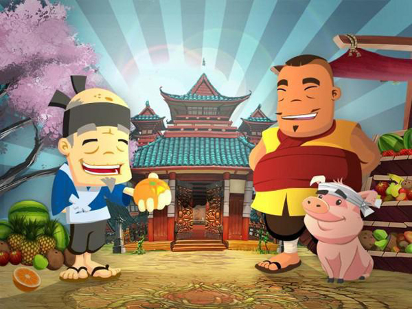 Fruit Ninja Comic App Will Be Slicing Its Way Into The App Store Soon
