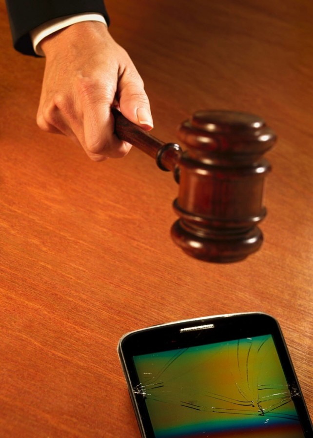 Preliminary Injunction On Samsung Galaxy Nexus Temporarily Stayed