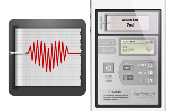 Cardiograph 2.0 Makes Keeping Track Of Your Heart Rate Easier