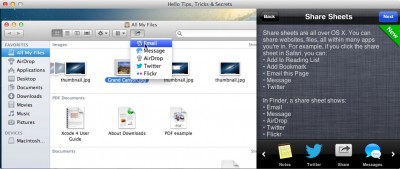 Get The Most Out Of That Mountain Lion With Hello Tips, Tricks And Secrets