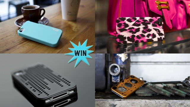 Dress Up And Protect Your iPhone 4 Or 4S By Entering To Win A Stylish Case By id America