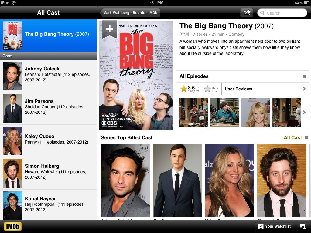 Message Boards, Episode Guides And More Are Finally Integrated Into The IMDb App