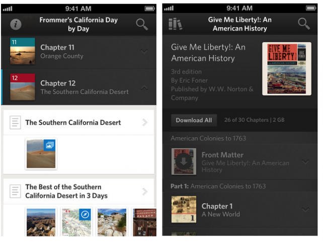 Inkling Brings Interactive Books To iPhone, Offering Movies, Animations And More