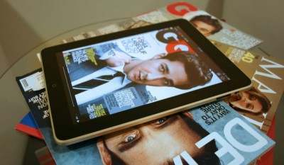 On iPad, Publishers' Magazine Efforts Are Barely Past The First Page