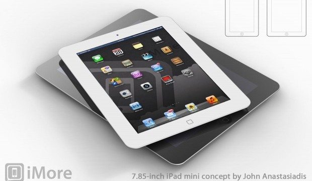 Launch Of Google's Nexus 7 Tablet All But Guarantees Apple Will Unveil An iPad 'mini' This Fall