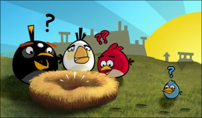 The Next Angry Birds Title Could Feature A Reversal Of Roles