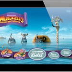 Join In On Alex, Marty, Gloria, And Melman's Latest Antics Through The Madagascar 3 Movie Storybook