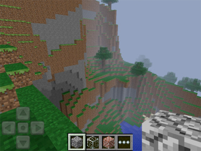 The Latest Minecraft Pocket Edition Allows You To Dig A Little Deeper And Build A Little Higher