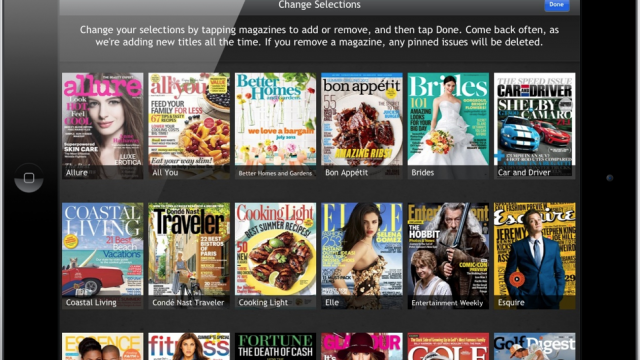 Be Careful Zinio, Next Issue Offers Unlimited Magazines On The iPad For One Monthly Price